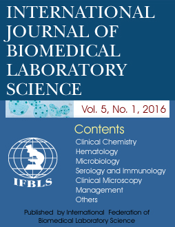 IJBLS Vol 5 no.1